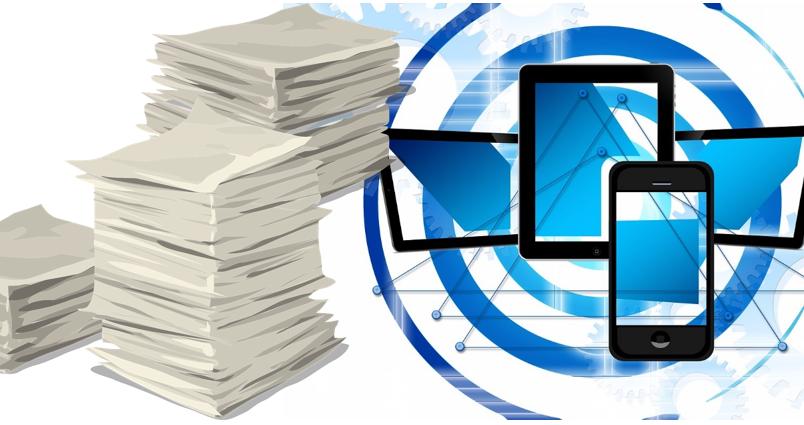 Acumular: Papel o Información?